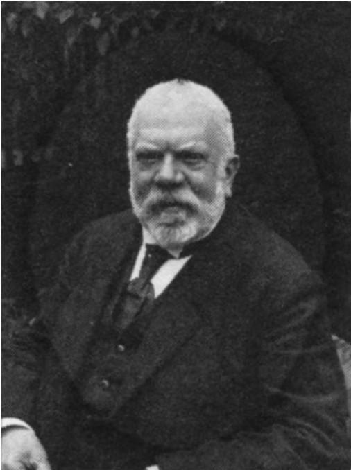 Fritz Segnitz I 1851 - 1927